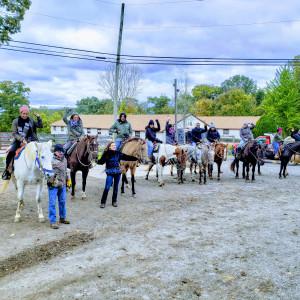 BOA Horseback Riding adventure